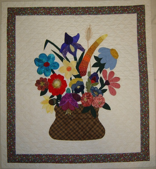 Machine Applique sampler