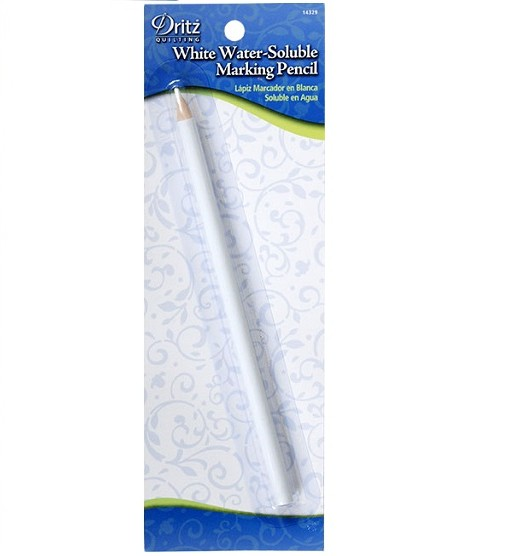 Marker Pencil White Prym