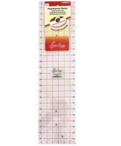 24 x 6half inch ruler