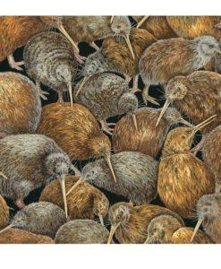 Crowded kiwi