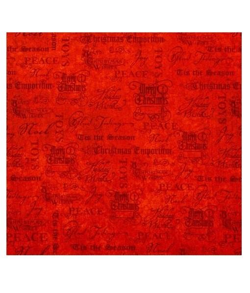 Christmas Emp  Red