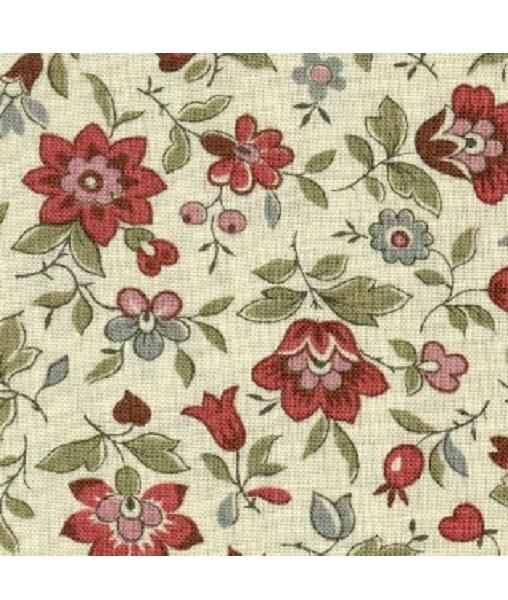 La belle fleur range 3 fabrics by french general for La belle fleur