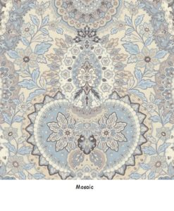 Gatsby's Flora Mosaic