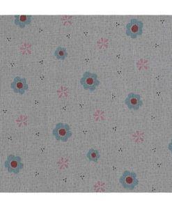 Quilters Garden Floral Grey