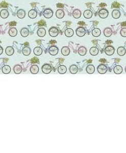 Antique Garden Bicycles