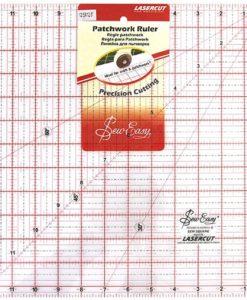 12half inch square ruler