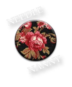 Needle Nanny Classic Rose