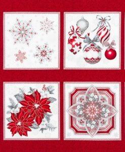 Holiday Flourish Silver