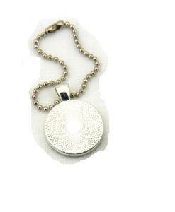 Bag Tag Silver