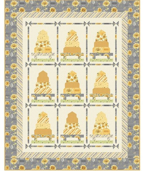 Bee My Sunshine Quilt