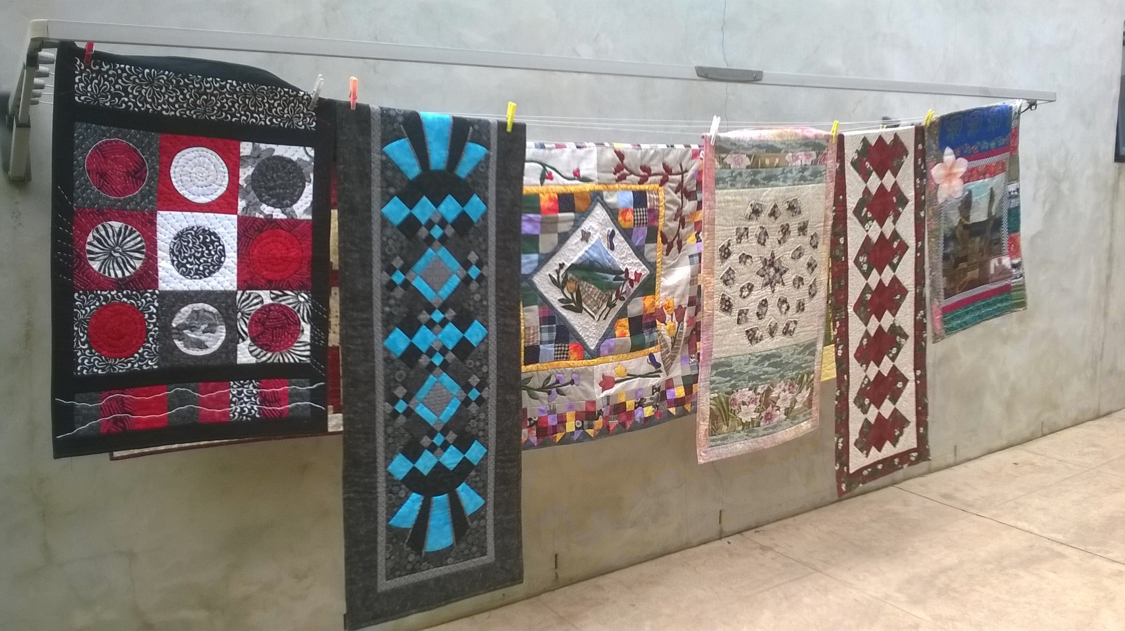 Smaller quilts