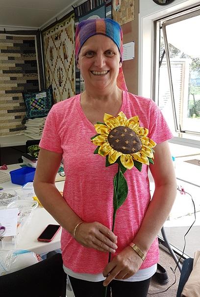 Loretta's sunflower