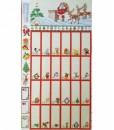 Advent Calendar Santa