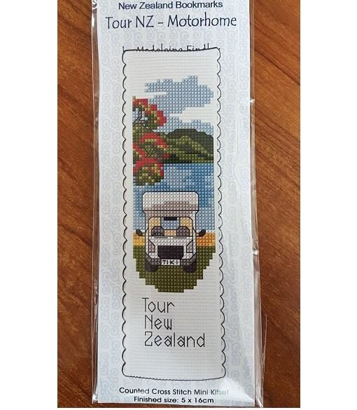 Bookmark Tour NZ