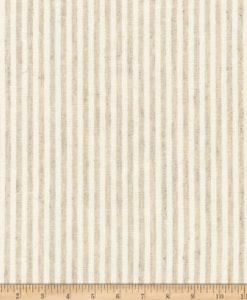 Essex Linen Stripe Natural