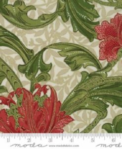 Morris Holiday Single Stem Linen