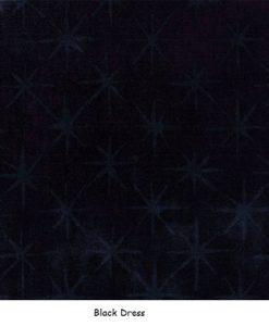 Stars Black Dress 30148-60