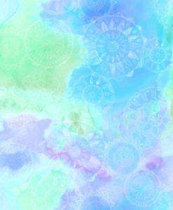 Loca Linda Tie-dye Blue