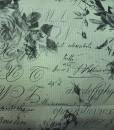 Mrs March Rose Script BlueGrey
